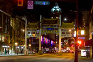 China Town in Vancouver